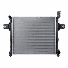 New Radiator For Jeep Commander 06-10 Grand Cherokee 05-10 3.0 3.7 V6 4.7 6.1 V8