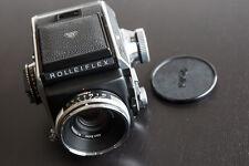 Rolleiflex SL66 with 80/2,8 Zeiss Planar + Rollei Magazine