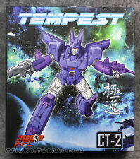 Transformers KFC toys CT-02 Tempest Cyclonus in Stock BRAND NEW