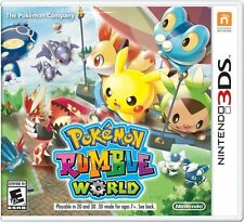 Pokemon: Rumble World (3DS)