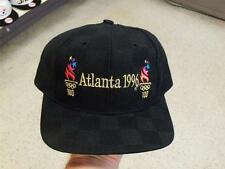 USA Olympics 1996 Snapback hat Vintage by The Game Atlanta Olympics RaRe pattern