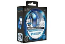 Genuine PHILIPS H7 ColorVision in blue +60% 55W 12V PX26D 12972CVPBS2 (2 bulbs)