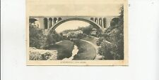 BF19069 pont adolphe   luxembourg front/back image