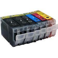 18 Druckerpatronen für Canon MP 780 ohne Chip