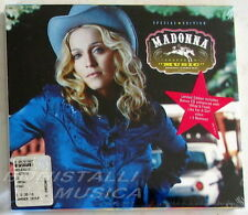 MADONNA - MUSIC + Bonus Enhanced  Limited Edition  2 CD SIGILLATO