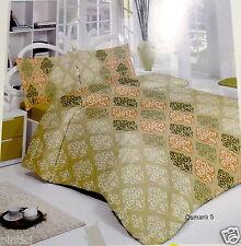 Bettwäsche Garnituren 4 teilig Baumwolle 200x220cm Bettbezug Ottoman Bettlaken