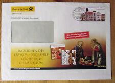5 Ganzsachen Info-Brief Deutsche Post mit aufgedruckter Marke s. Bilder  160176
