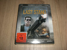 The Last Stand Blu-Ray Limited Uncut Hero Pack inkl. Steelbook, Sheriff-Stern
