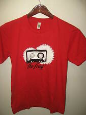 The Fray American Rock Music Band Retro Cassette Tape Concert Tour T Shirt Small