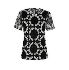 "BNWT  SASS & BIDE    ""Look Up""  Dragonfly Lace Top  - Size  12 - $590"