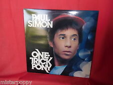 PAUL SIMON One trick Pony LP ITALY 1977 MINT-