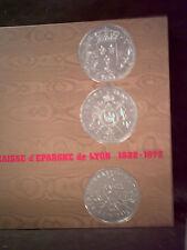 CAISSE D'ÉPARGNE DE LYON - 1822-1972 - 150e ANNIVERSAIRE  ( Banque, Argent )
