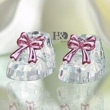 Cinderella's Crystal Shoes Crystal Figurine Glass Paperweights Collectible Decor