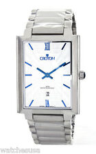 Croton Men's Classic Ultra Slim Stainless Steel Watch CN307418