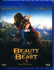 Beauty And The Beast (aka La belle et la bete 2014)    English Duded   Blu-Ray *