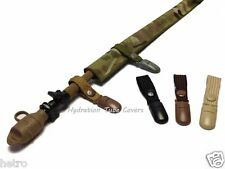 Coyote Hydration Tactical Drink tube clip holder, lanyard, tube trap, strap hold