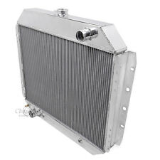 1968-1979 Ford Truck Radiator 4 Row Aluminum Cools up to 900HP Lifetime Warranty