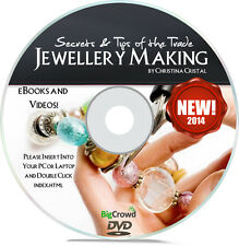 Jewellery Making Videos & Ebooks. How To Make World Class Jewellery at Home! DVD