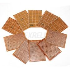 10pcs Solder Finished Prototype PCB for DIY Circuit Board Breadboard Kit New