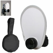 Collapsible Flash Speedlite Diffuser Reflector Soft Light Studio for DSLR Camera