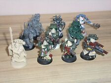 Warhammer 40k Dark Angels Veterans x 10 Including Heavy Weapons