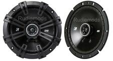 "Kicker 43DSC6704 CAR AUDIO altavoces coaxiales de 6.5"" 17cm - 60w RMS"
