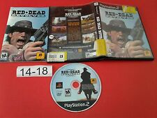 Red Dead Revolver [Complete CIB] (PS2 Playstation 2) Tested & Working