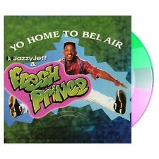 "DJ JAZZY JEFF & THE FRESH PRINCE Yo Home To Bel Air 12"" NEW COLORED VINYL Enjoy"