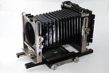 Ebony 23S Titanium Large Format Film Camera Body with 6×9 screen back  #0550