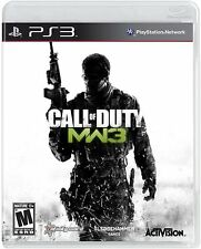 Call of Duty Modern Warfare 3 MW3 PS3! WAR, BATTLEFIELD, BATTLE, ACTION, WEAPONS
