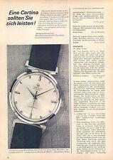 Certina-Blue Ribbon - 1963-publicidad-publicidad-genuineadvertising - NL-venta por correspondencia