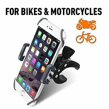 360° Cell Phone Holder Moto Carriage Phone GPS Device Mount  for Bike Bicycle