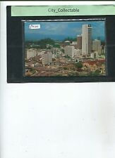 P424 # MALAYSIA USED PICTURE POST CARD * CITY CENTRE KUALA LUMPUR