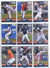 2013 Rockford Aviators Jake Nicholson Stillman Valley Illinois IL Baseball Card