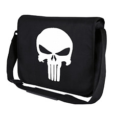 The Punisher | Totenkopf | Skull | Comic | Kult | Umhängetasche | Messenger Bag