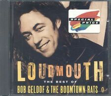 Bob Geldof/Boomtown Rats - Loudmouth The Best Of CD VG
