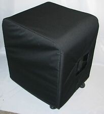 Turbosound iQ 18b Sub Padded Speaker Covers (PAIR) on casters.