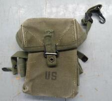 ORIGINAL VIETNAM WAR ERA M-56 TYPE-1 SMALL ARMS AMMO POUCH   #EQ172