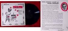 25cm LP Vienna Midnight Cabaret mit Georg Kreisler (Amadeo AVRS 8012 X) A