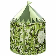 Trespass Boys Indoor Play Tents, Camo Chateaux - Imaginative Play