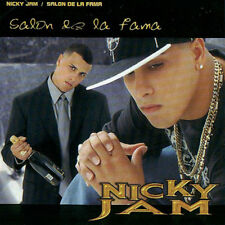 Salon De La Fama by Nicky Jam (2003) Brand new sealed CD