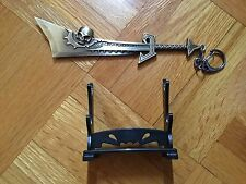 World of Warcraft Ashbringer Keychain with Stand