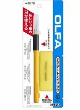OLFA Art Knife Pro 157B with 3 Kinds of Blades