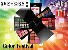 Sephora Makeup Palette eyeshadow Color Festival Blockbuster CHRISTMAS GIFT