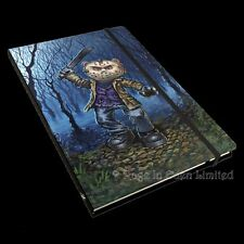 *JASON* Bad Taste Bears Hardback Notebook Journal Sketchbook (20x14cm)