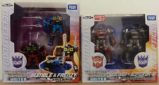 TAKARA TOMY TRANSFORMERS UNITED UN-20 & UN-27 Set (Not Hot Toys)