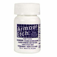 Armour Etch Glass Etching Cream Jar - P#15-0150