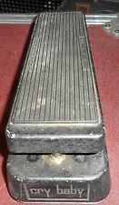 Thomas Organ Crybaby wah 1971 Teese serviced TDK inductor