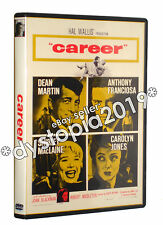 Career DVD (1959) Dean Martin Shirley MacLaine Carolyn Jones Anthony Franciosa