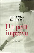 SUSANNA JACKSON UN PETIT IMPREVU